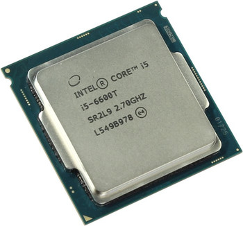 Intel Core i5-6600T 2.70GHz Socket-1155 OEM Desktop CPU SR2L9 SR2C0 CM8066201920601