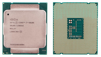 Intel Core i7-5820K 3.30GHz Socket-2011-3 OEM Desktop CPU SR20S CM8064801548435