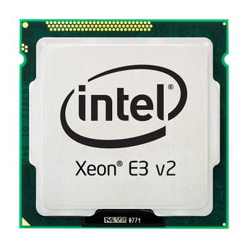Intel Xeon E3-1245 v2 3.4GHz Socket-1155 Ivy Bridge Server OEM CPU SR0P9 CM8063701098602
