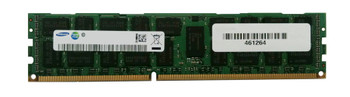 Samsung 8GB PC3-12800 DDR3-1600MHz ECC Registered CL11 240-Pin DIMM Dual Rank Memory Module Mfr P/N M393B1K70QB0-CK008
