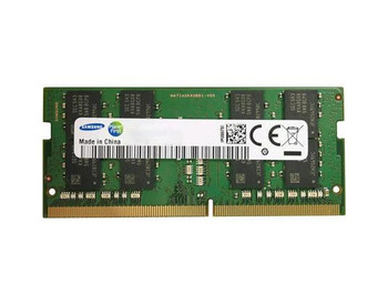 Samsung 8GB 2133MHz DDR4 PC4-17000 non-ECC Unbuffered 260-Pin Dual Rank 1.2V SoDimm OEM Laptop Memory M471A1G43EB1-CPB