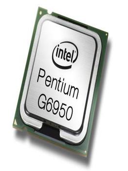 Intel Pentium Dual-Core G6950 2.8GHz OEM CPU SLBTG CM80616004593AE