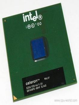 Celeron 1GHz 100MHz 128K FCPGA CPU OEM
