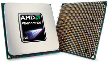 AMD Phenom X4 9850 2.50GHz 533MHz Desktop OEM CPU HD9850WCJ4BGH