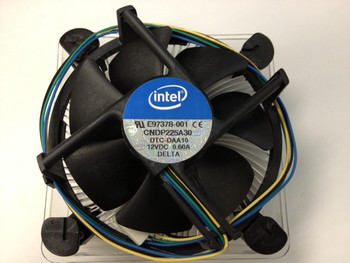 E97378-001 Fan and Heatsink for INTEL Socket 1155/1156