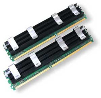 8GB(2X4GB) DDR2 667MHz PC2-5300 240Pin Fully Buffered Memory kit for Mac Pro System 2006-2007