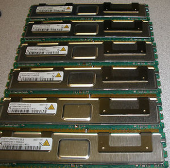 12GB(6X2GB) DDR3 1066MHz PC3-8500 240Pin ECC Unbuffered Memory kit for 8-Core Mac Pro System 2009