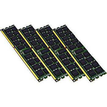 8GB(4X2GB) DDR3 1333MHz PC3-10600 240Pin 256MX72 ECC Unbuffered Memory kit for Mac Pro System 2010-2012