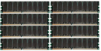 128GB(8X16GB) DDR3 1333MHz PC3-10600 240Pin 2048MX72 ECC Unbuffered Memory kit for 12-Core Mac Pro System 2010-2012