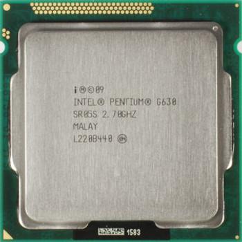 Intel Pentium Dual-Core G630 2.7GHz OEM CPU SR05S CM8062301046404