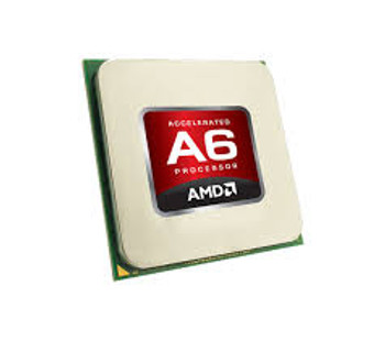 AMD A6-3650 2.60GHz Socket FM1 Desktop OEM CPU AD3650WNZ43GX
