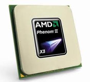 AMD Phenom II X3 B75 3.00GHz 667MHz Desktop OEM CPU HDXB75WFK3DGM