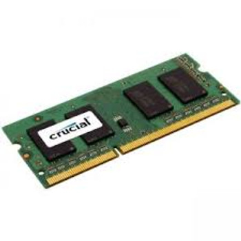 Crucial 4GB 204-Pin DDR3 1333 PC3 10600 Laptop Memory CT51264BF1339