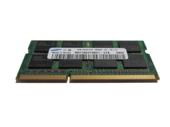 Samsung 4GB DDR3 1066MHz 204-Pin Laptop Memory M471B5273BH1-CF8
