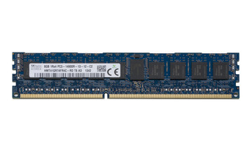 Hynix 8GB DDR3 1866MHz PC3-14900 240-Pin ECC Registered CL13 DIMM Single Rank Desktop Memory HMT41GR7AFR4C-RD