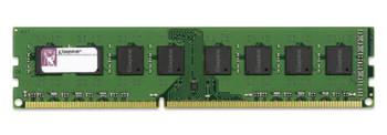 Kingston 8GB DDR3 1333MHz PC3-10600 240-Pin DIMM non-ECC Unbuffered Dual Rank Desktop Memory KVR1333D3N9/8G
