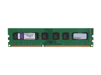 Kingston 8GB DDR3 1600MHz PC3-12800 240-Pin DIMM non-ECC Unbuffered Dual Rank Desktop Memory KVR16N11/8