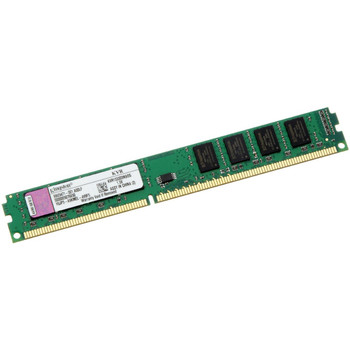 Kingston 2GB DDR3 1333MHz PC3-10600 240-Pin DIMM non-ECC Unbuffered Dual Rank Desktop Memory KVR1333D3N9/2G