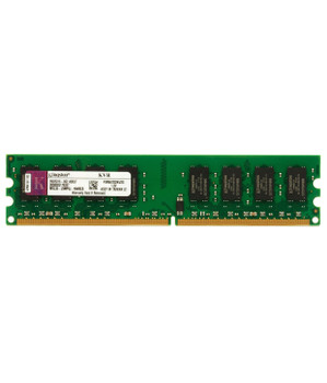Kingston 2GB DDR2 667MHz PC2-5300 240-Pin DIMM non-ECC Unbuffered Desktop Memory KVR667D2N5/2G