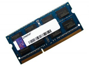 Kingston 4GB DDR3 1866MHz PC3-14900 204-Pin non-ECC Unbuffered SoDIMM Dual Rank Notebook Memory X7C75G-HYC