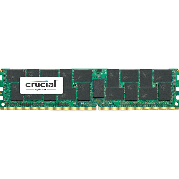 Crucial 32GB DDR4 2133MHz PC4-17000 288-Pin ECC Registered 1.2V Dual Rank DIMM Server Memory CT32G4RFD4213