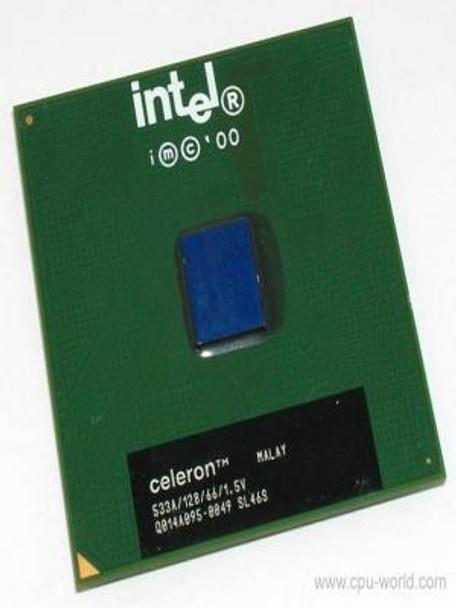 Celeron 600MHz 66MHz 128K FCPGA CPU OEM 2