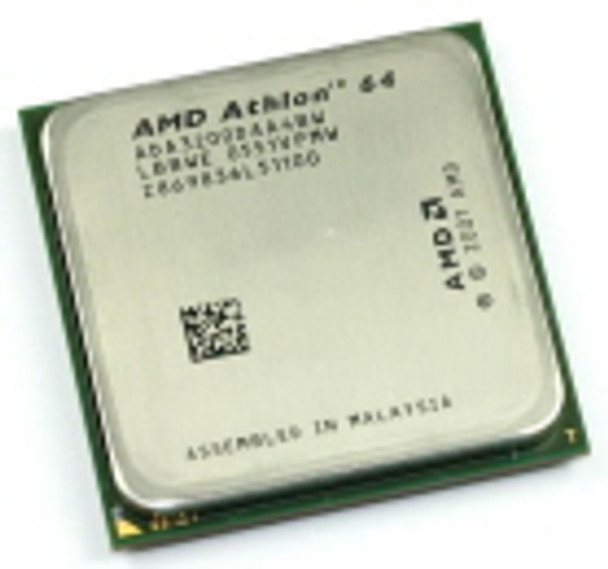 AMD Athlon 64 3200+ 2.20GHz 512KB Desktop OEM CPU ADA3200AEP4AX