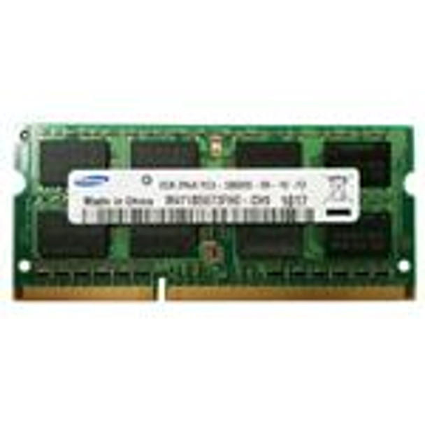 Samsung 2GB PC3-10600 DDR3-1333MHz non-ECC Unbuffered CL9 204-Pin SoDimm OEM Notebook Memory M471B5673FH0-CH9