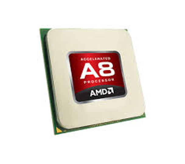 AMD A8-3820 2.50GHz Socket FM1 Desktop OEM CPU AD3820OJZ43GX