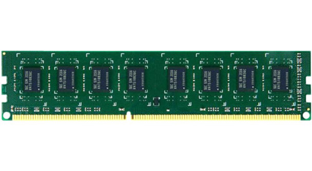 Hynix 4GB PC3-10600 DDR3 1333MHz ECC Unbuffered CL9 240-Pin DIMM Dual Rank Desktop Memory HMT351U7AFR8C-H9