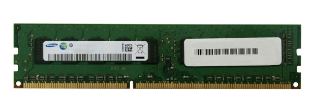 Samsung 2GB DDR3 1333MHz PC3-10600 240-Pin ECC Unbuffered DIMM Dual Rank Desktop Memory M391B5673GB0-CH9