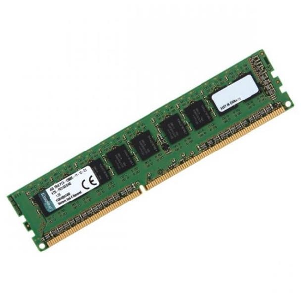 Kingston 4GB DDR3 1600MHz PC3-12800240-Pin DIMM ECC Single Rank Desktop Memory KTD-PE316ES/4G