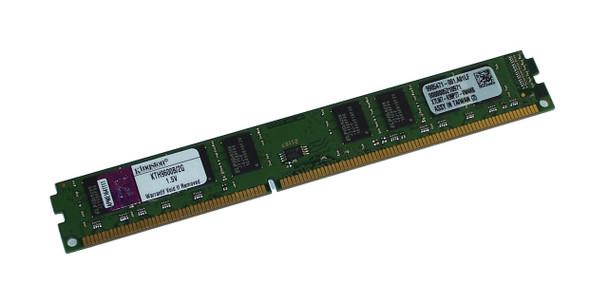 Kingston 4GB DDR3 1333MHz PC3-10600 240-Pin DIMM non-ECC Unbuffered Dual Rank Desktop Memory KTH9600B/4G