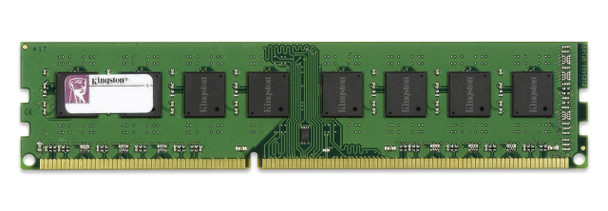 Kingston 4GB DDR3 1333MHz PC3-10600 240-Pin DIMM non-ECC Unbuffered Single Rank Desktop Memory KVR1333D3/4GR