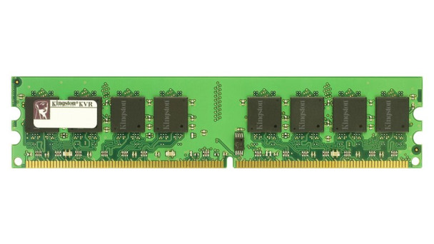 Kingston 2GB DDR2 800MHz PC2-6400 240-Pin DIMM non-ECC Unbuffered Dual Rank Desktop Memory TYG410-QAC