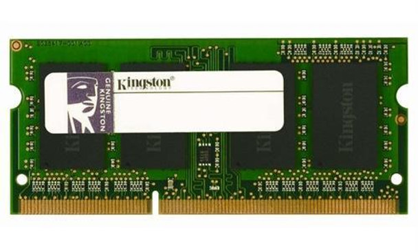 Kingston 4GB DDR3 1600MHz PC3-12800 204-Pin SoDIMM Single Rank Notebook Memory HP698656-154-