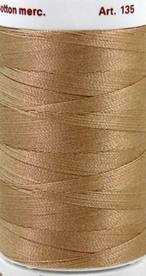 Mettler 135-514 Cotton Quilting Finish 40wt 457m/500yds Oat Straw