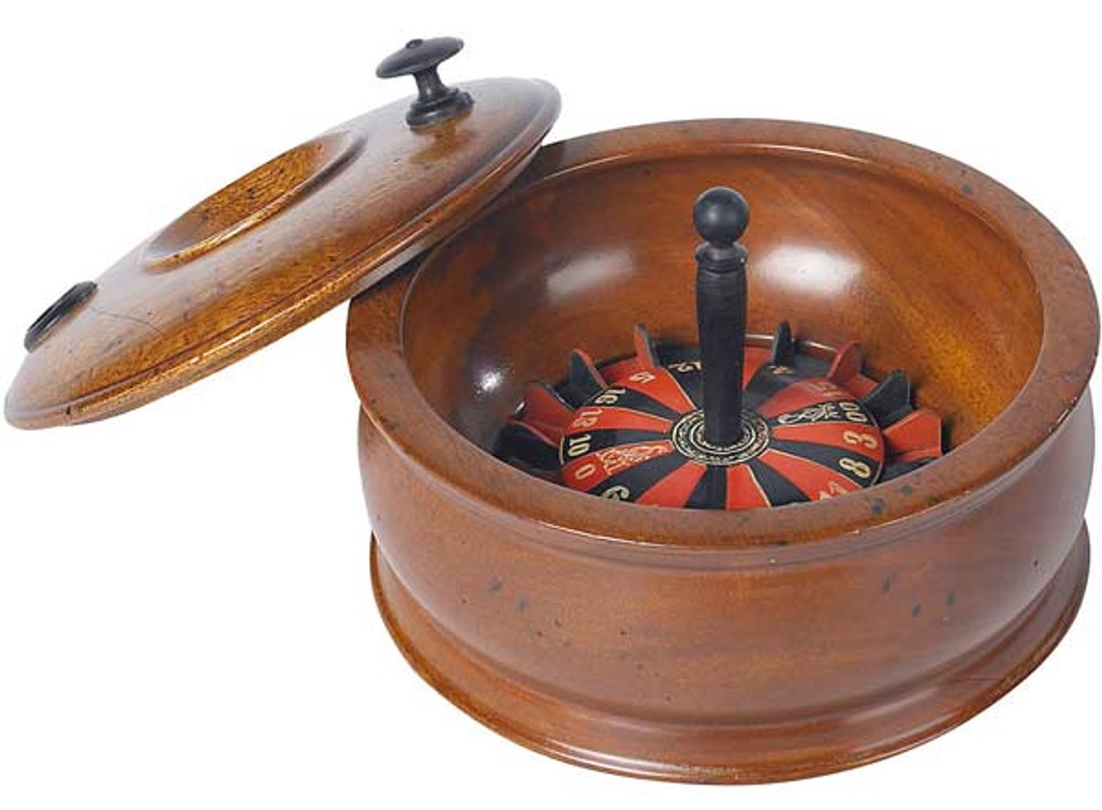 Authentic Models Roulette Wheel Travel Version