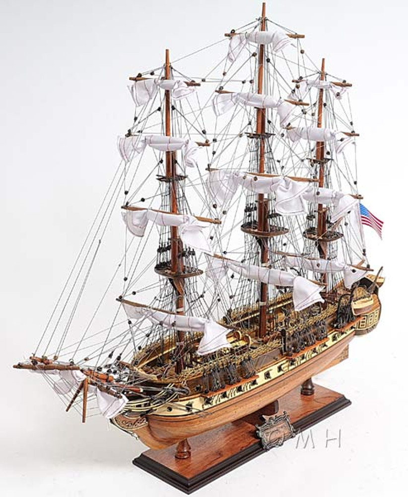USS Constitution Medium Size Ship