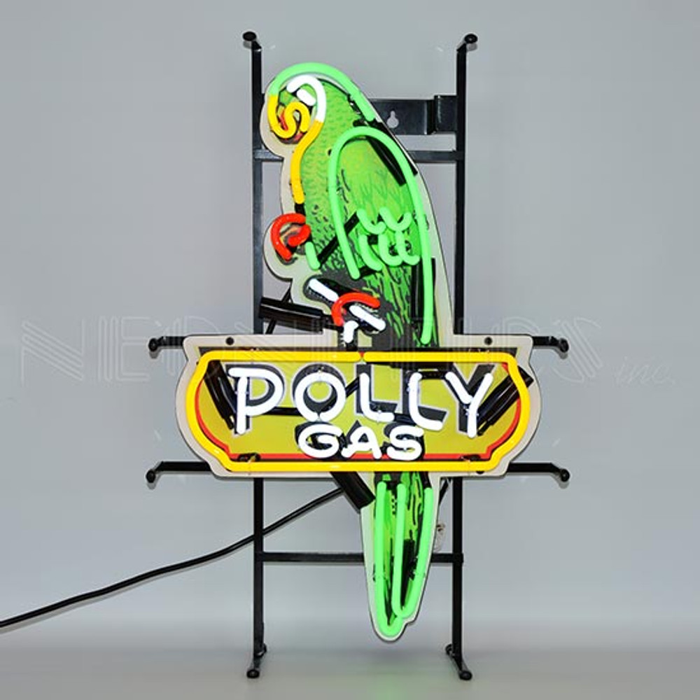 Neonetics Shaped Polly Gas Neon Sign