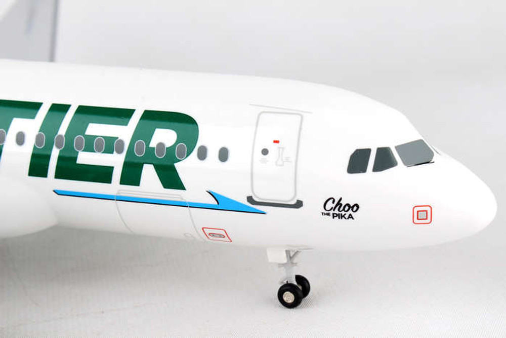 Frontier Airlines A320 Neo Choo The Pika