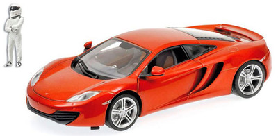 2011 McLaren MP4-12C Top Gear Edition