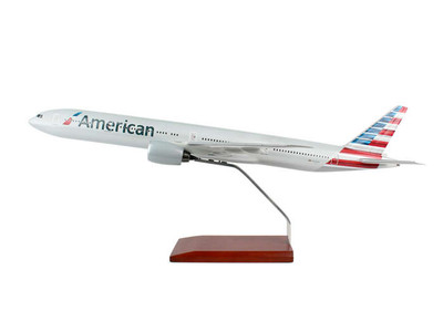 American Airlines Boeing 777-300 New Livery