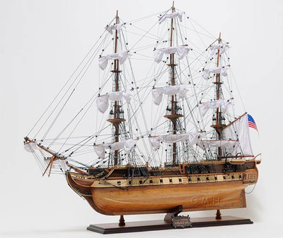 USS Constitution Exclusive Edition Ship Model