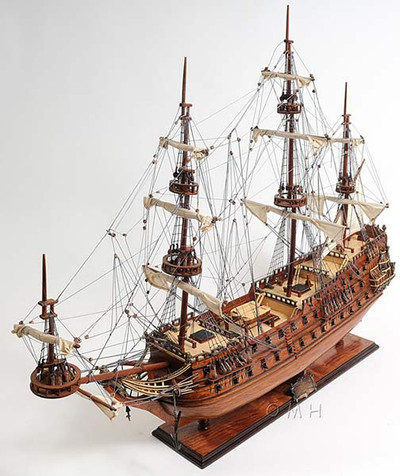 Zeven Provincien Dutch Ship Model