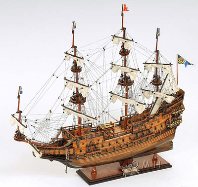 Wasa Swedish Warship Exclusive Edition
