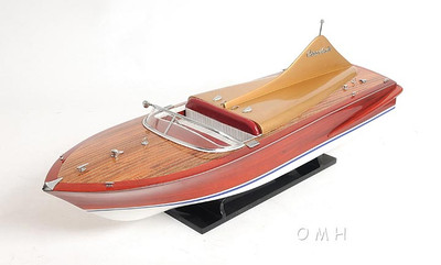 Chris-Craft Cobra Painted Speedboat
