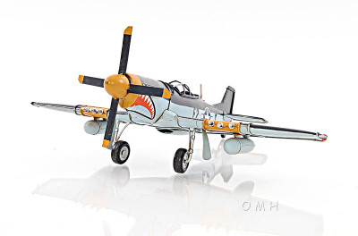 1943 P-51 Mustang 1:40 Scale