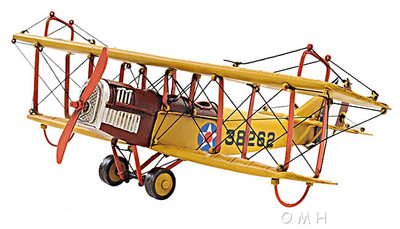 1918 Curtiss JN-4 Jenny in 1:24 Scale