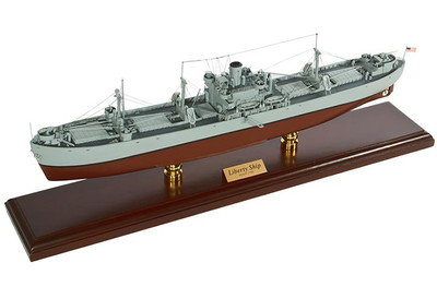 USS Liberty Ship Model